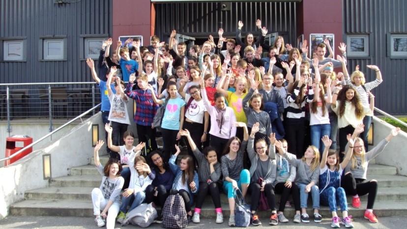 Echange avec Bielefeld college Notre Dame du Bon Conseil