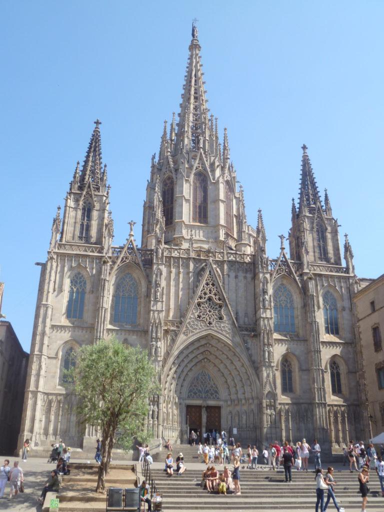 voyage espagne college Notre Dame du Bon Conseil Barcelone et Catalogne