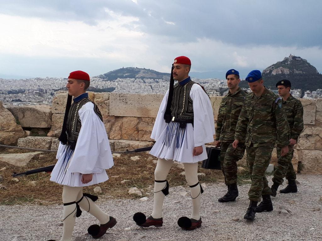 voyage grece college Notre Dame du Bon Conseil